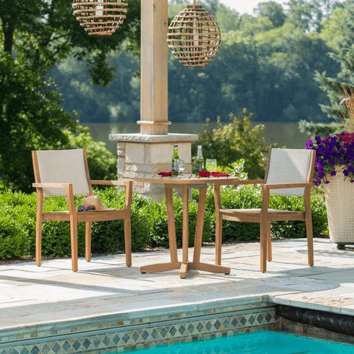 Teak - Lloyd Flanders - Premium Outdoor Furniture In All-weather Wicker